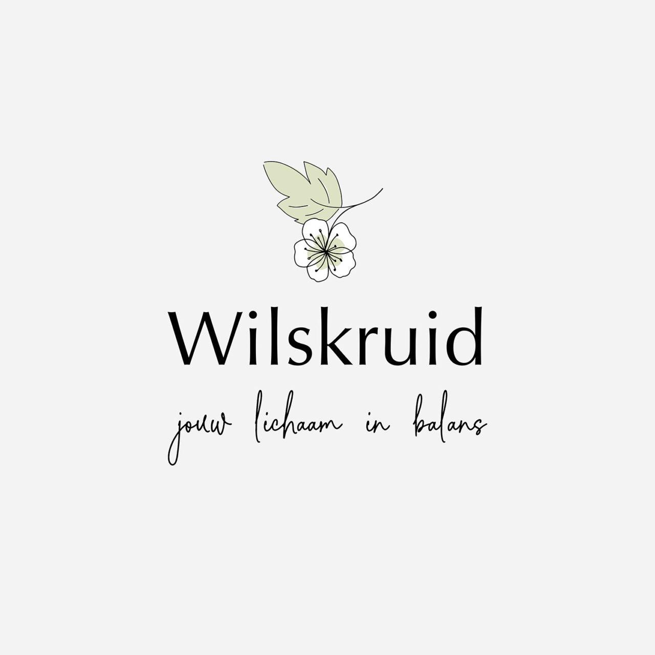 Studio Chris10 - Logo ontwerp voor Wilskruid